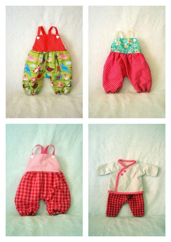 Pin de Ely Quero en niños | Pinterest | Ropa de muñeca, Ropa y Costura