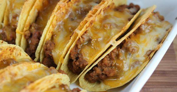 Baked Tacos | Recipe | Baked Tacos, Tacos and Baked Tacos Recipe