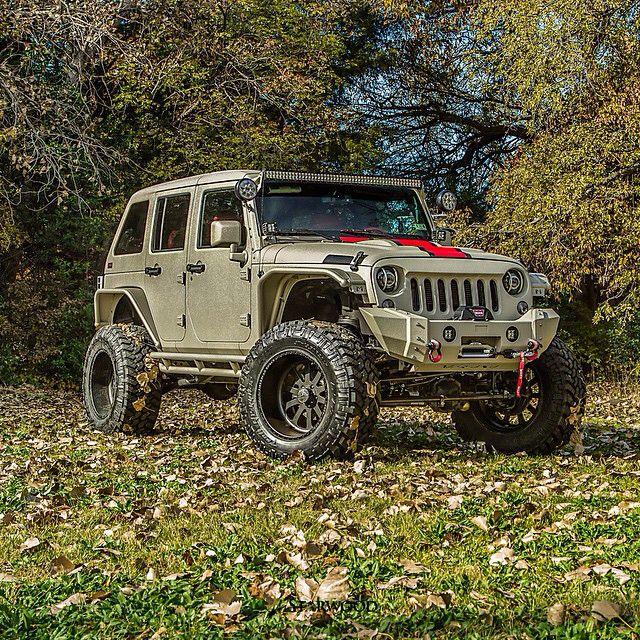 Starwood Custom Jeep
