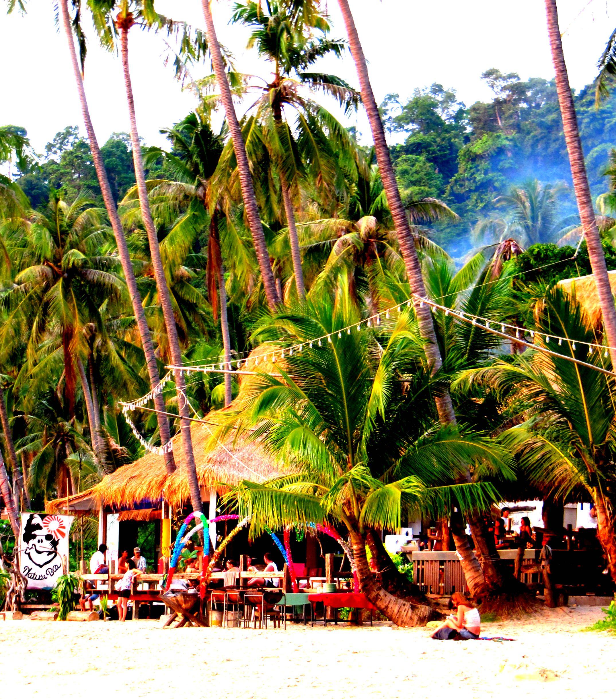 Thailand Koh Chang Nature Rocks Kohchang Best Beaches Holiday
