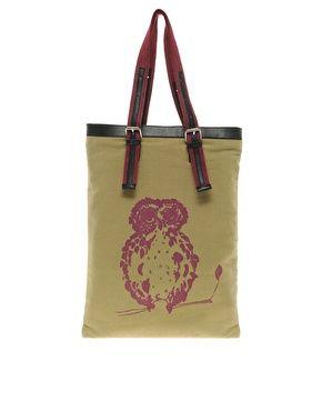 Kate Sheridan Placement Owl Book Bag