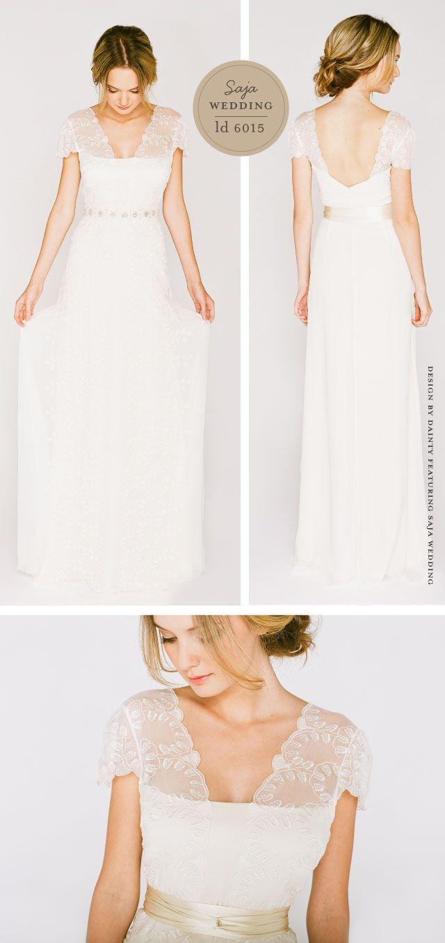 SAJA-Weddings-7.jpg 640×1,355 pixels   Dress ideas   Pinterest ...