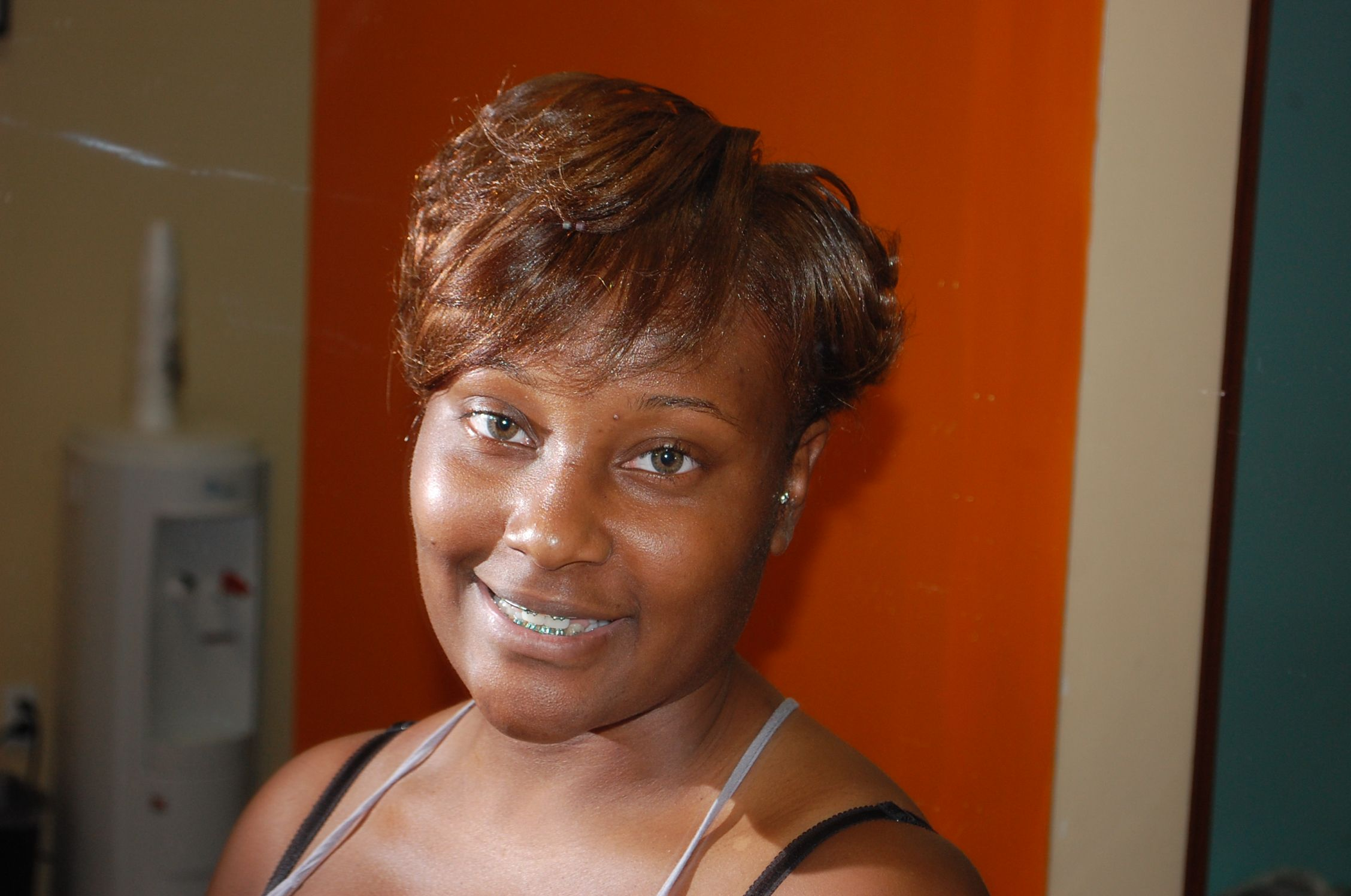 African American Hair Weaves Styles: Hair Highlights, Short Hairstyle For Black Women, African
