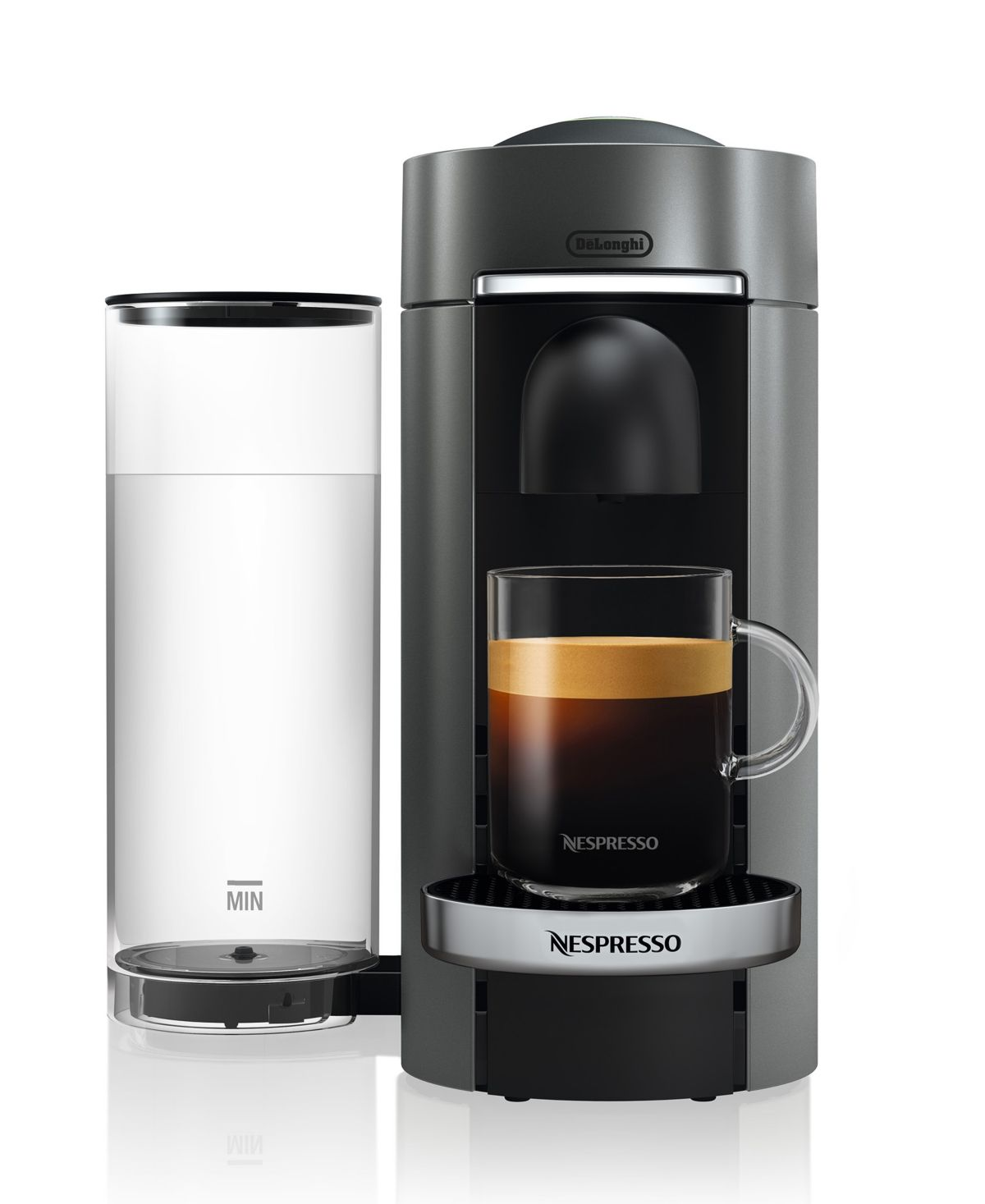 Nespresso by De'Longhi Vertuo Plus Deluxe Coffee and