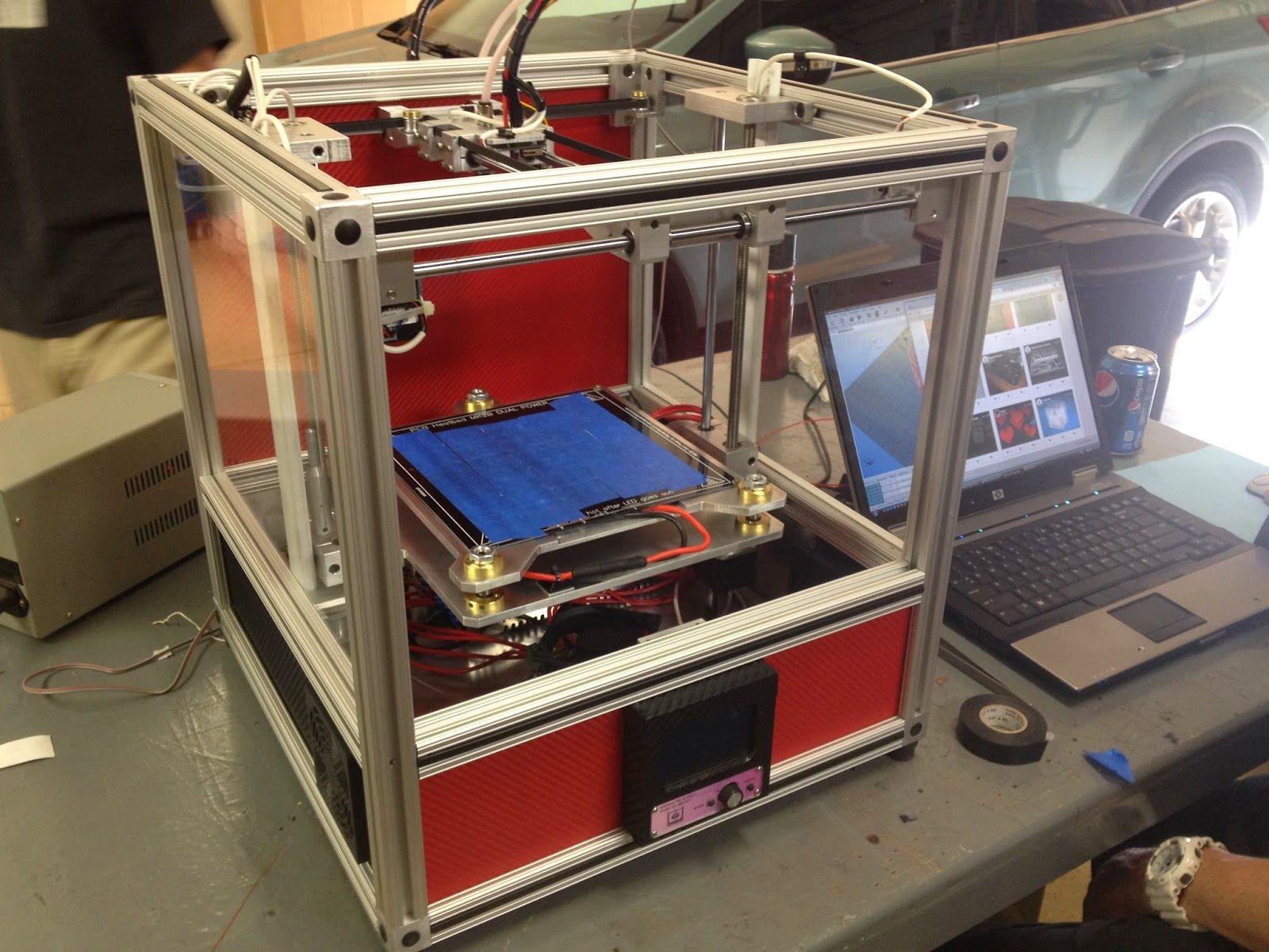 RoboSlave 3D Printer 3D Printing Pinterest