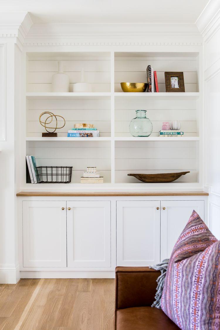 Bookshelves | Live. | Pinterest | Living Room, Room and Home