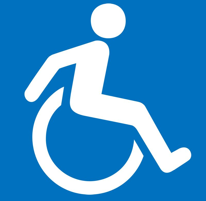 Logo Disabled Logo Disability Logo Handicapped Logos Bush