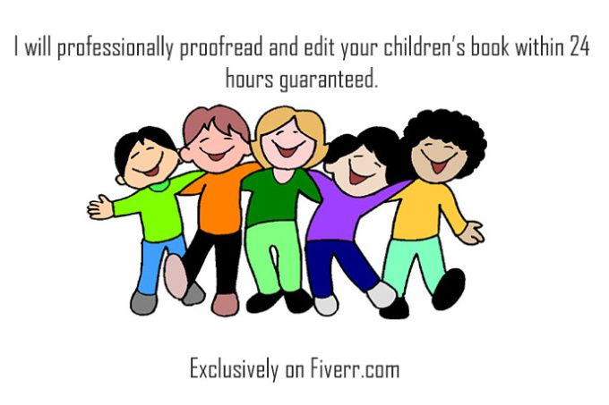 Edit Your Childrens Book