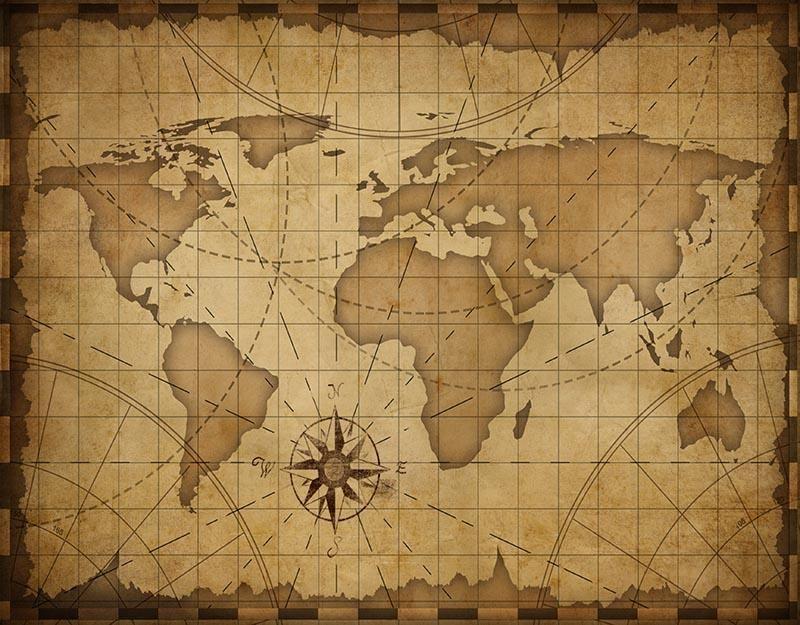 World Map Background Traveller Backdrops Medien