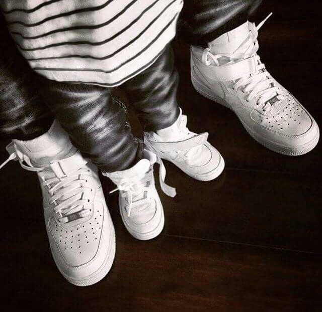 Air force 1 | Cute baby shoes, Daddy