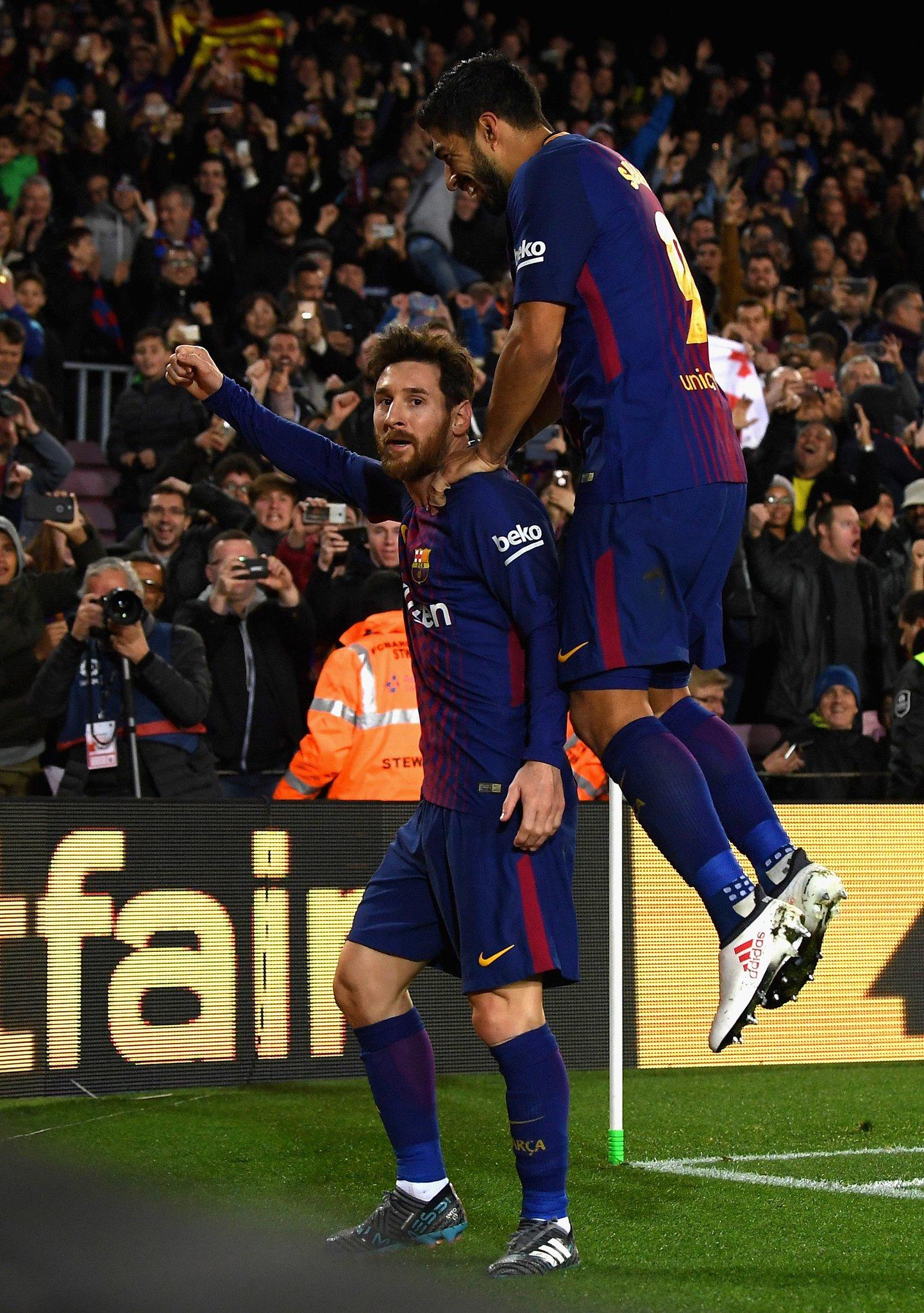 Messi Y Suarez 스포츠 온라인 카지노