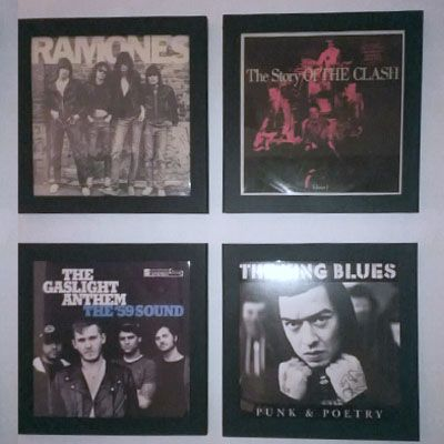 Punk Records - Featuring The Ramones and The Clash From Stuart Andrews