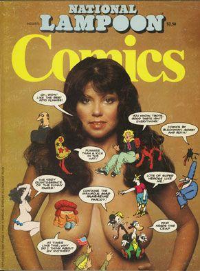 National Lampoon Comics - 1974