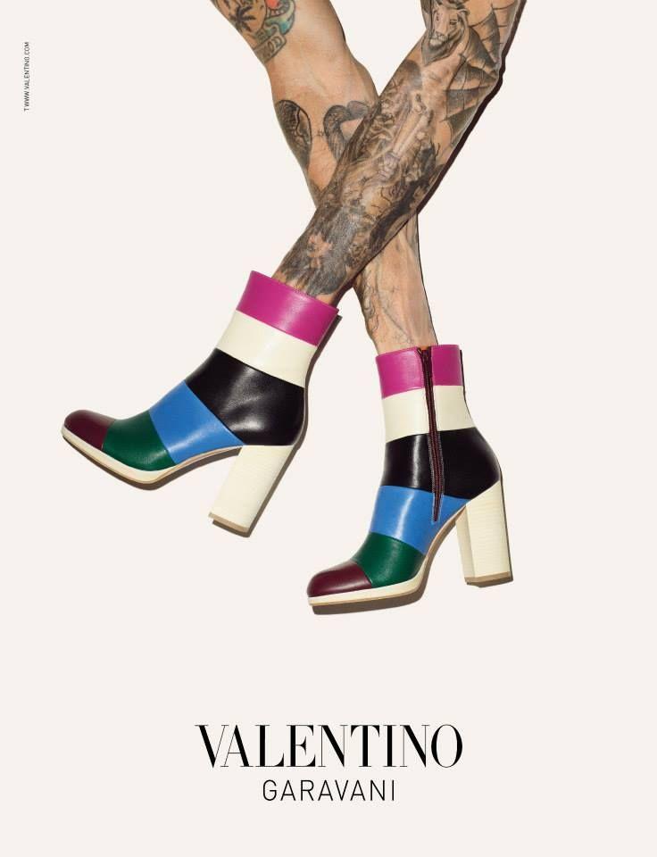 Fashion Shoes Y Valentino De Pinterest Botines Valentino BSpqAx