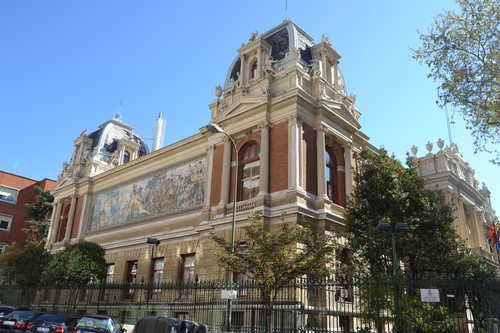 Escuela Técnica Superior de Ingenieros de Minas.