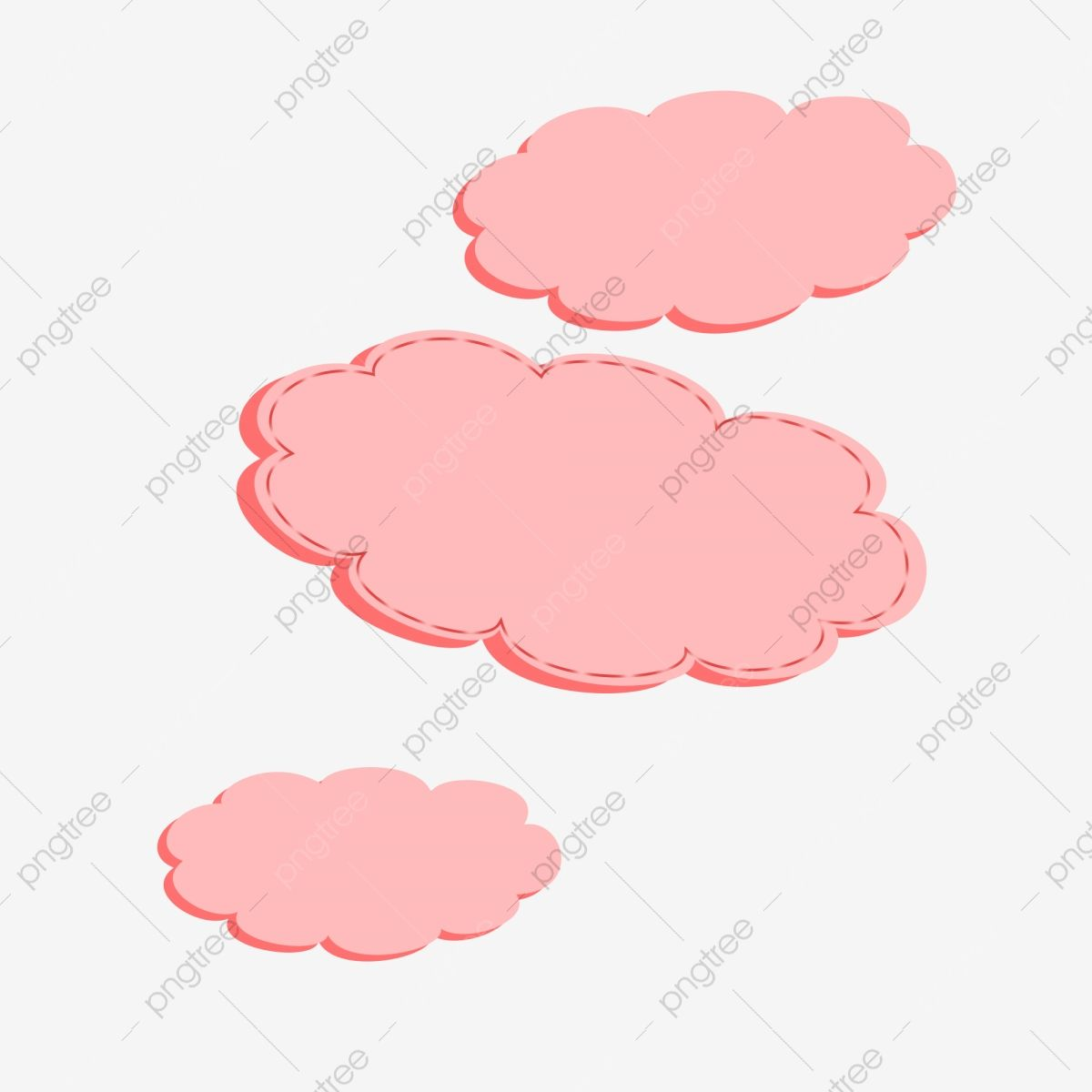 Pink Cloud Cute Note Paper Pink Cloud Cute Png Transparent Clipart Image And Psd File For Free Download Note Paper Cute Notes Pink Clouds