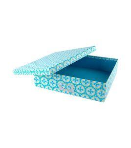 "Scrapbook box from Craftologie -- 12.5""x12.5"""