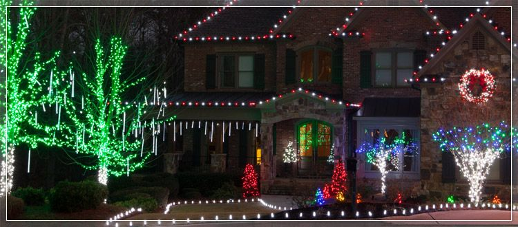 Outdoor christmas lights ideas for the roof outdoor christmas outdoor christmas lights ideas for the roof mozeypictures Choice Image