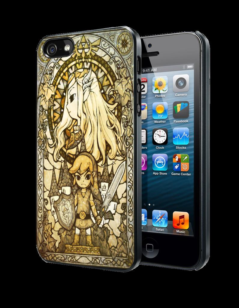 The Legend Of Zelda The Wind Waker Samsung Galaxy S3/ S4 case ...