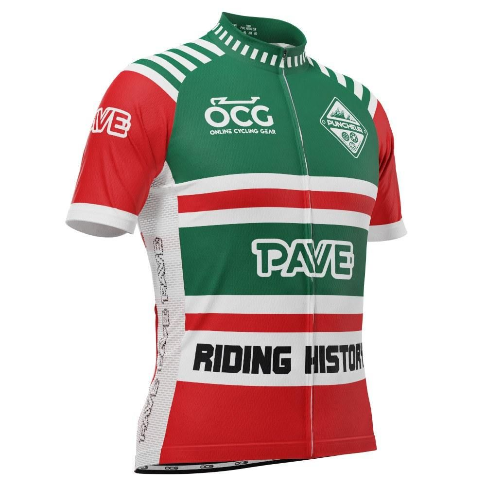 Retro Team Orbea GIN MG Vintage Cycling Jersey