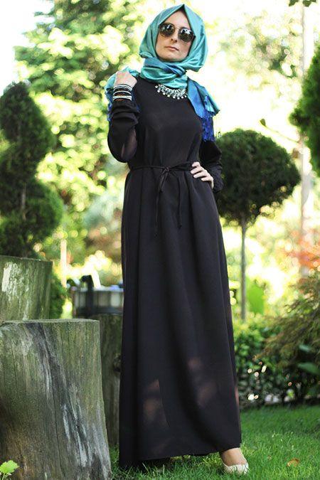 Tesettur Elbise Indirimli Satin Al Online Alisveris Siparis Ver The Dress Elbise Uzun Elbise