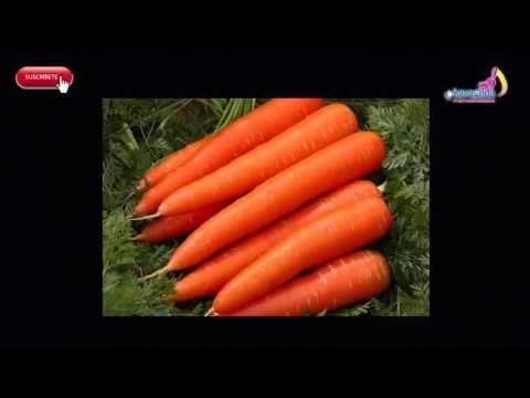 Zanahoria sus beneficios al comerla