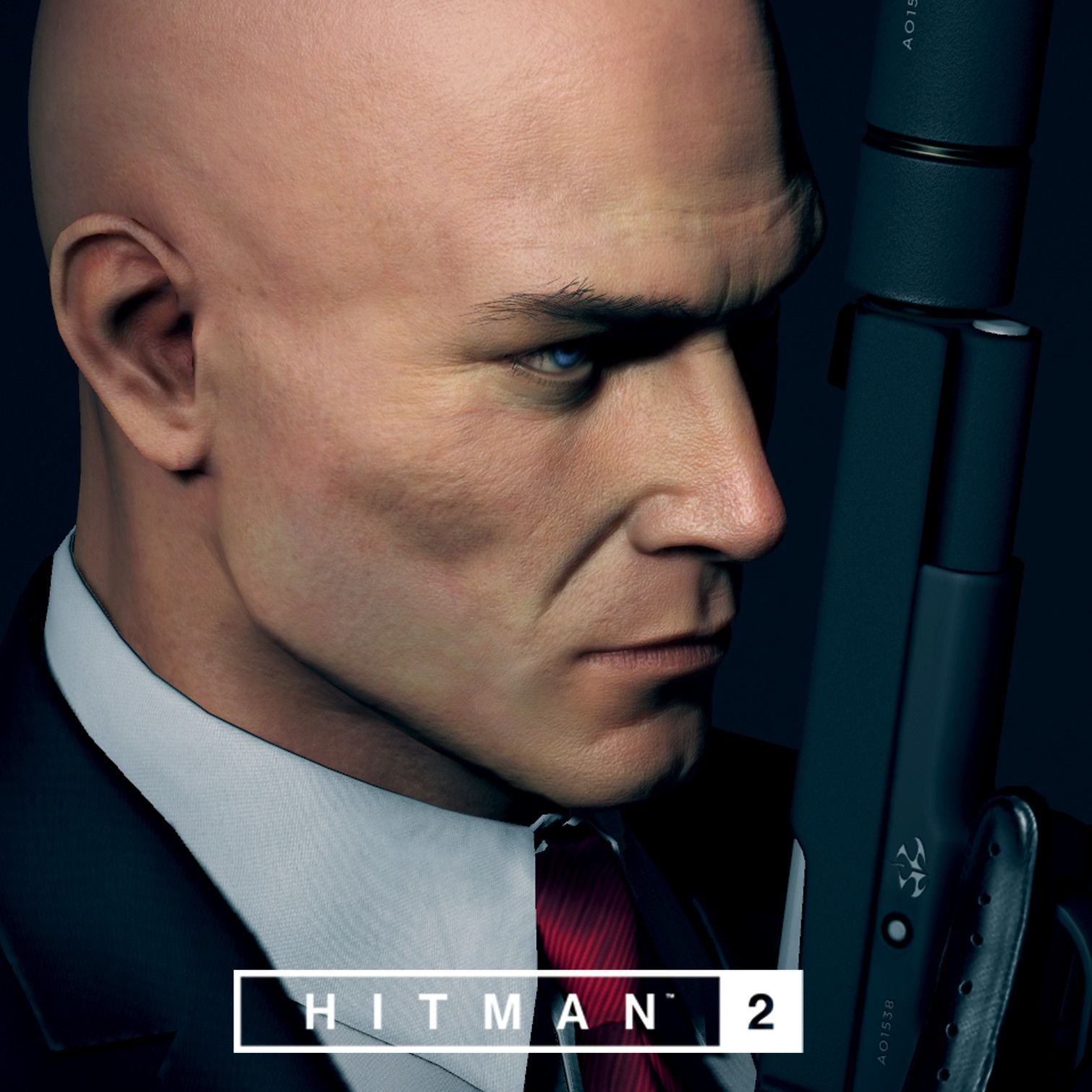 Pin By Mary Jovino On Gaming Artwork Hitman Agent 47