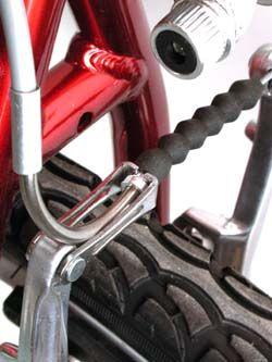 Adjusting Direct Pull Cantilever Bicycle Brakes V Brakes