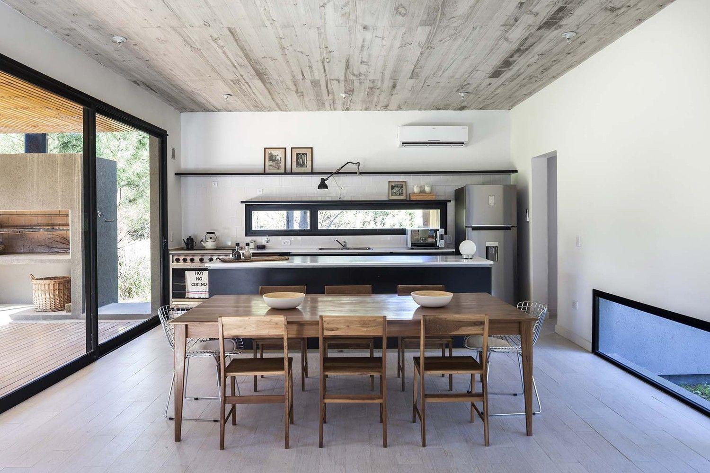 Galería de casa l estudio pka house modern kitchen tables