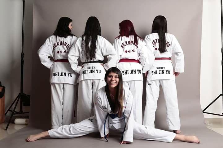 club taekwondo shi jin yu
