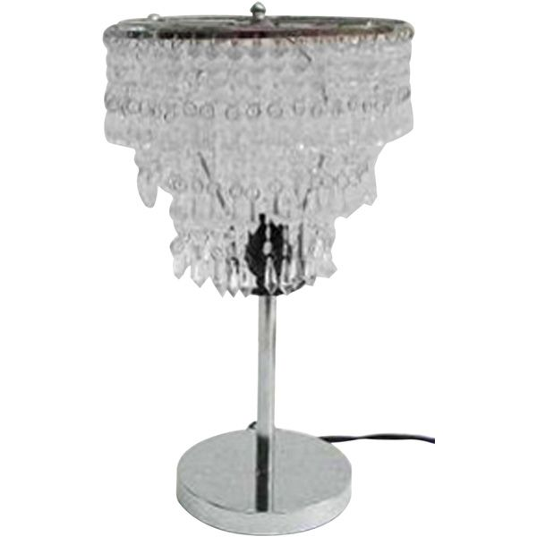 Chandelier Table Lamp Meijer Com Chandelier Table Lamp Lamp Table Lamp