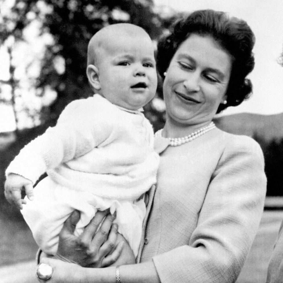 Queen Elizabeth As A Baby