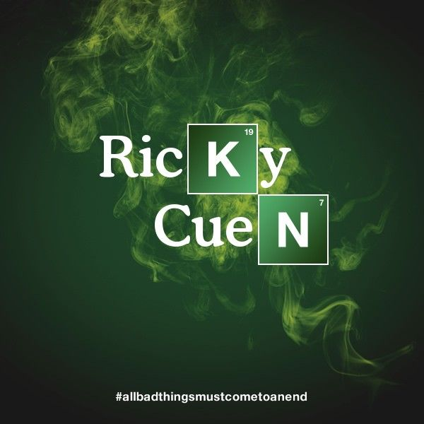 Look what I cooked up! Step into the Breaking Bad Name Lab and transform your name too. And don't miss the final episodes, premiering Sunday, August 11 at 9/8c on AMC.