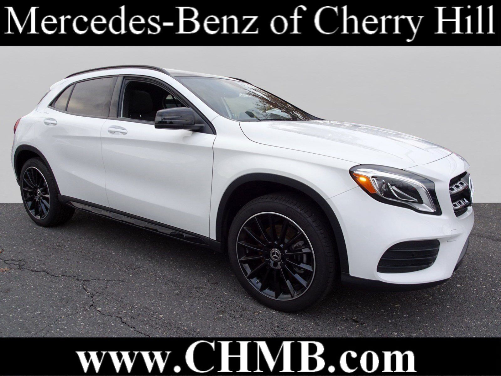 Check out this New 2019 MercedesBenz GLAClass GLA 250