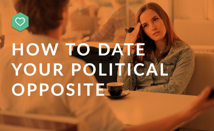 Dating someone with opposing political views