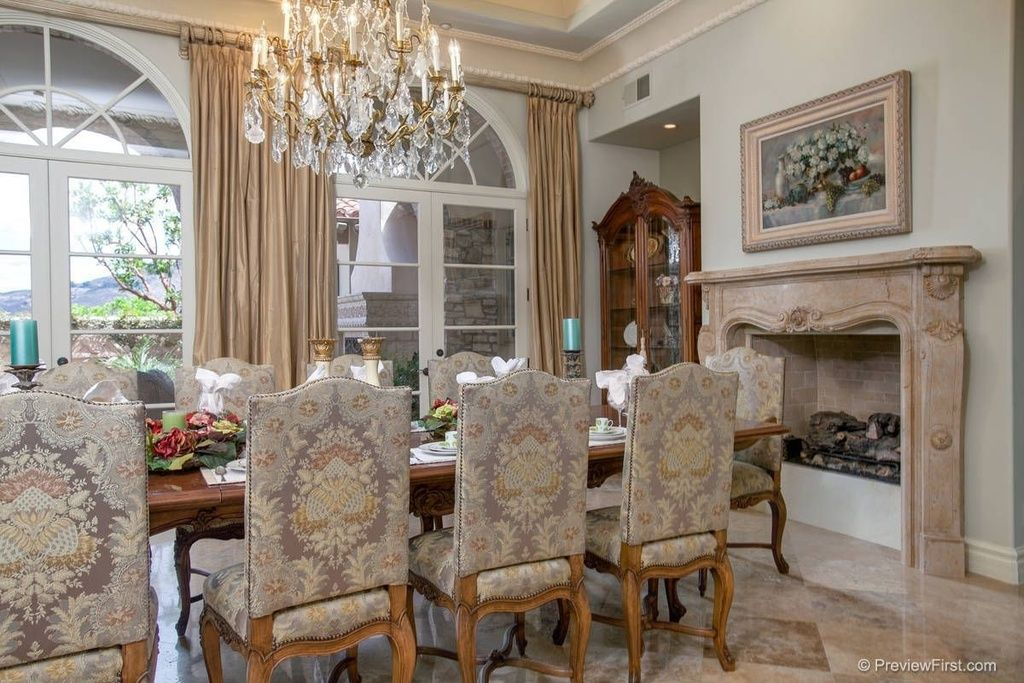 French Doors In Dining Room Interesting Design Decoration