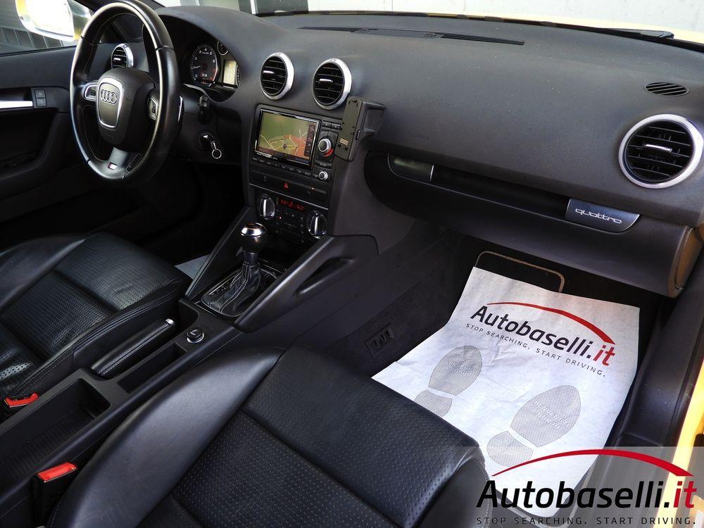Pin Su Audi S3 Sportback 2 0 Tfsi Quattro S Tronic 265cv