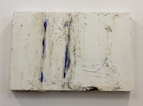 Weather - Mixed media on board 2014