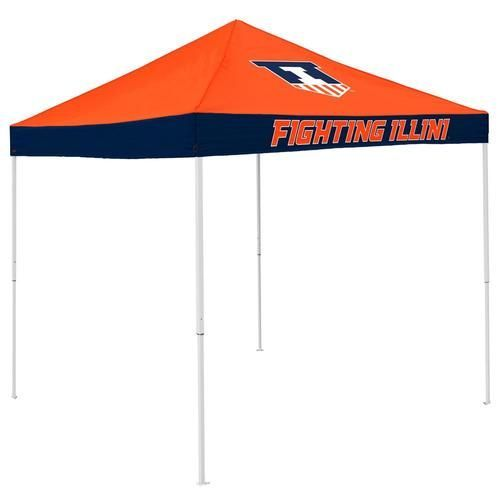 University of Illinois Tailgating Pop-Up Canopy Tent | Products | Pinterest | Canopy tent Canopy and Tents  sc 1 st  Pinterest & University of Illinois Tailgating Pop-Up Canopy Tent | Products ...