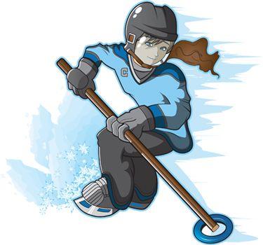 Ringette Love Of My Life Ringette Hockey Party Hockey Mom