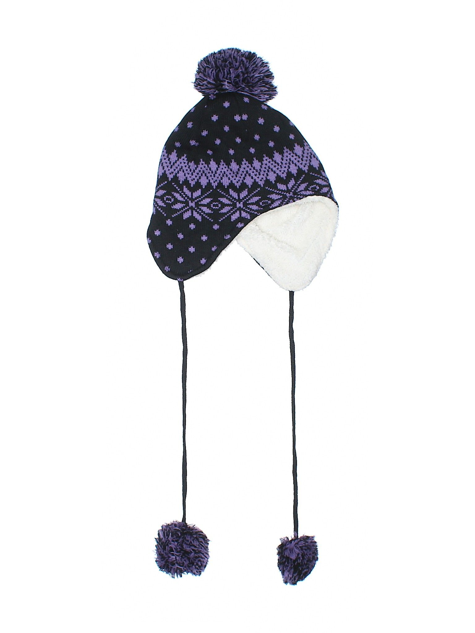 NOP Winter Hat: Size 0.00 Purple Womenu0027s Accessories   New With Tags   $7.99