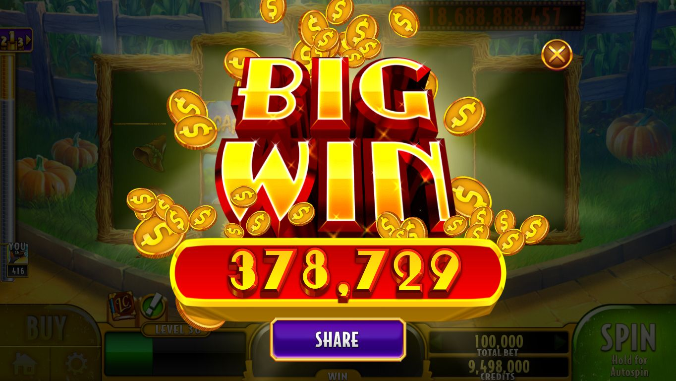 I just won 960,000 Credits! Join me to WIN BIG in