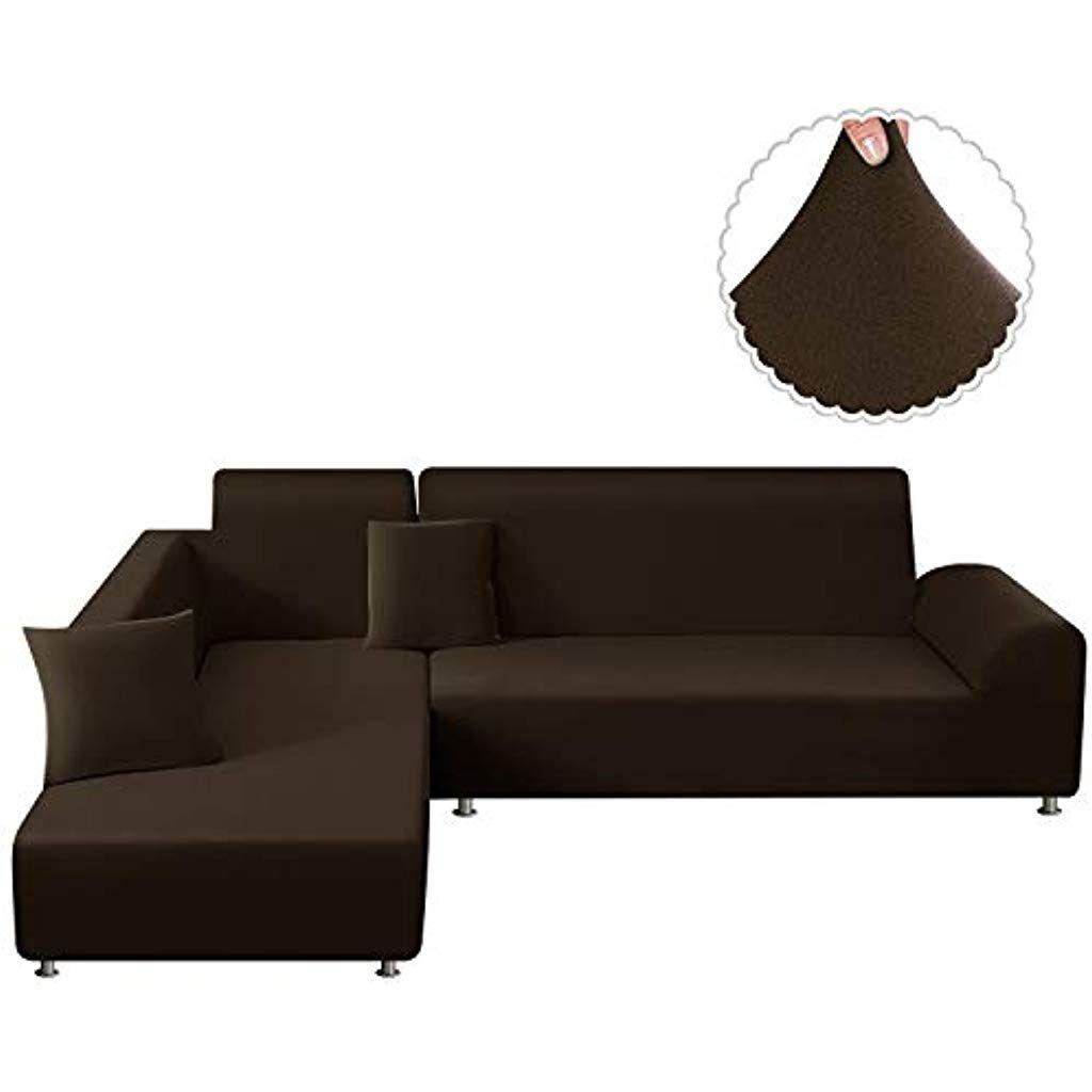 Taococo Sofa Uberwurfe Sofabezug Elastische Stretch Fur L Form