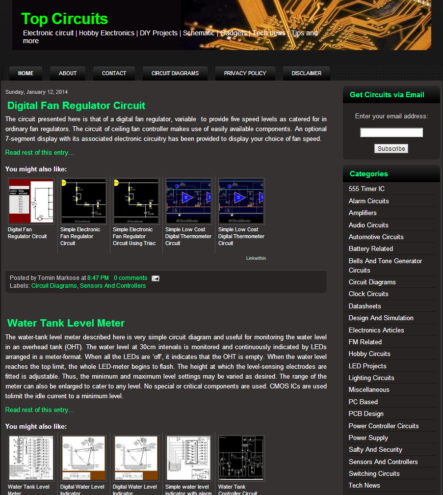 Insidetechknow On Pinterest Electronic Circuit Design Software For Windows 7