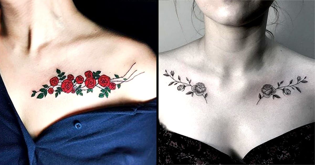 Trace Your Lovely Bones with These Beautiful Collarbone