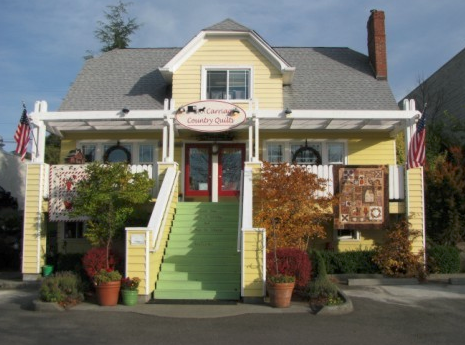Carriage Country Quilt Shop in DesMoines, WA | NW Quilt Shop Hop ... : quilt shops seattle - Adamdwight.com