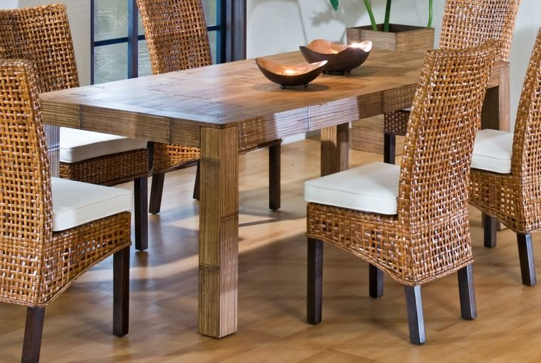 Rattan Furniture For A Modern And Authentic Interior Furniture