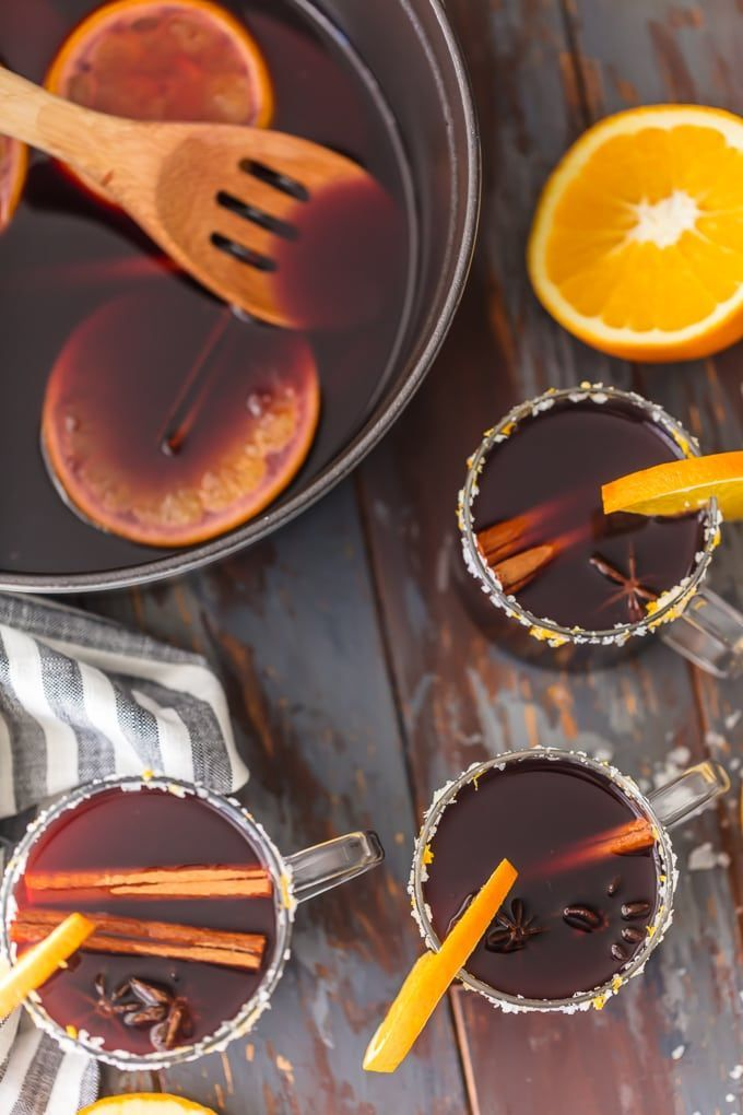 Mulled Wine Margaritas #christmasmargarita MULLED WINE MARGARITAS are fun, festive, and unique. This favorite hot spiced wine recipe has complex flavors and it warms the soul. This Mulled Wine Recipe is the ultimate Christmas margarita! #christmasmargarita
