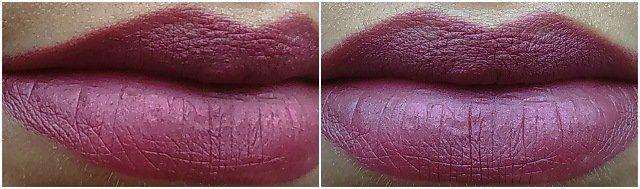 Rimmel 071 Cherry Kiss Lasting Finish 1000 Kisses Stay On Lip
