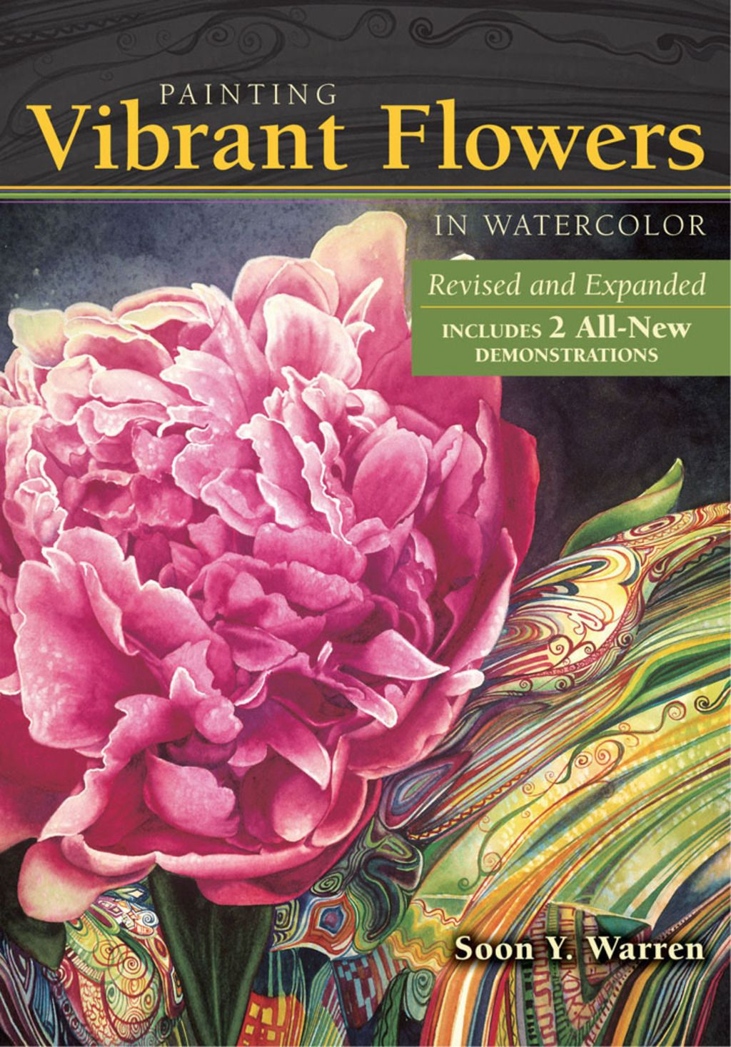 Painting Vibrant Flowers In Watercolor Ebook Products In 2019